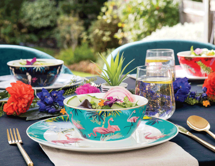 How to create the perfect alfresco dining experience